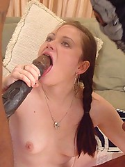 Sinde had been waiting 19 long years for that one great big dick to come along and she was beginning to lose hope.