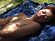 Ai Hanzawa fucking two men outdoors in this amazing video