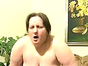 Sexy old big tits fatty on top