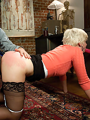 Wild kinky butt sex with first timer.