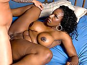 Busty Black Teens