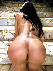 Check out this mega hot ass fucking brazilian babe get fucked deep in her ass in these hot anal fuck pics