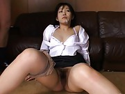 Yui Aina naughty milf has sex at the office with her boss