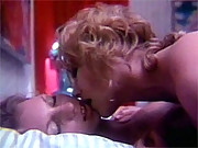 Very hot vintage lesbian action from fifties