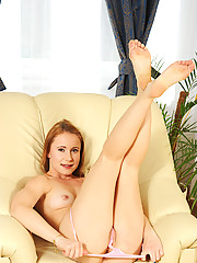 British gals can sometimes be the downright naughtiest little sluts and   Amber is no exception. This delicious redhead with a perfect big taco   pussy is one twenty-something honey I will most likely...