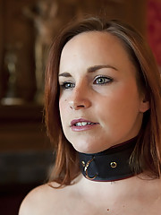 Guest Mistress Aiden Starr Comes to The Upper Floor to play with house slaves!