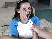 Lexi Lockhat gets a big facial
