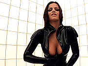 Boobs in Latex