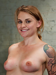 Slut Payton Bell takes Masters cock hard in the ass