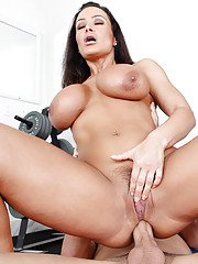 Lisa Ann is a  yoga instructor who has a student that isn