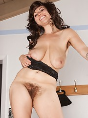 Big Tits and Hairy Pussies