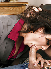 Capri Cavalli is interested in her client not because he