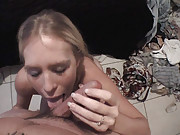 Dirty Girl Madison Gets A Hard Fucking