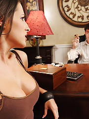 Kortney is a compulsive gambler who is out of control. She is already in debt with a loan shark when she guarantees him she has an inside scoop on a certain horse that will win a race. The bookie fronts her more money but when the horse loses she has no w