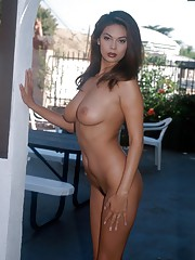 Tera Patrick cock slammed hardcore all over