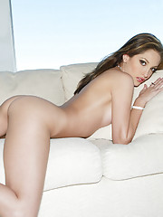 Jenna Haze stripping and seducing in a solo photoset