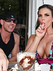 Mackenzee visits Miami and Johnny decides to tag along. They go to the best place in town to get some cold ice cream on a hot summer day. After they can
