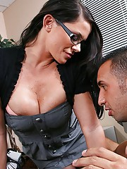 Principal Stern gets Keiran, a popular troublemaker, into her office to offer him diplomacy, passing grades, extended lunches, etc in exchange for him to keep the peace in the school until the superintendent leaves. Keiran is not satisfied with the offer,