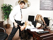 Rachel enjoys her 9 to 5 job in an office. She loves the work atmosphere and her boss. Her co-worker Alexis has a different perspective. She finds her boss plays favourites and doesn