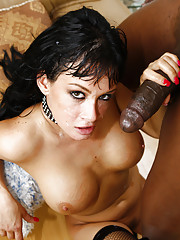 Tory Lane gets both holes drilled by Lex Steele