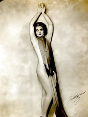 Several vintage Exotic performers in twenties
