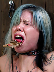 Tough girl hottie Krysta Kaos gets machine fucked brutally until she is utterly destroyed by orgasm overload.