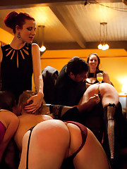 Join sadistic Masters and Mistresses for brunch and a kinky play party.