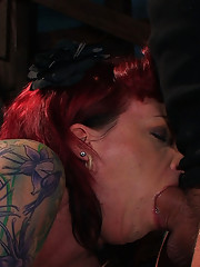 Kylie Ireland; 1 gallon enema and a gaping asshole
