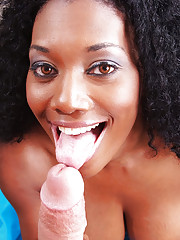 Nyomi and her husband are newlyweds Wife are in the market for a new house to begin their new life. After the Realtor leaves them alone to discuss the property, Nyomi lets him know that she