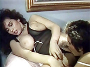 Famous porn chick fucked in a horny threesome