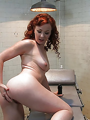 Anal Antics... Trinity Post, Dirty Fucking Girl Fist Her Own Ass!