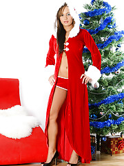 Christmas wouldn't be complete without a little taste of Nataly's festive charm! Download zip here: http://girls.twistys.com/preview/christmas-treat/nataly/Nataly.zip