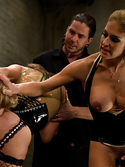 Lily LaBeau goes through her 1st day of training and finds out the hard way that this will not be a cake walk