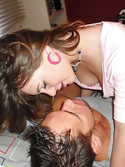 Young slut getting roped and punished by the mean cock