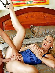 Tanya Tate fucking her sons coach big hard cock