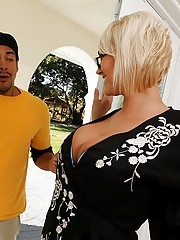 Super hot big tits blonde gets fucked by the poolboy super hot big tits fucking fuck pics