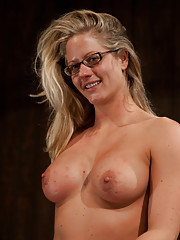 Tits, ass, tight pussy; Holly has it all. This hottie gets destroyed one device at a time and takes everything I throw at her and cums hard