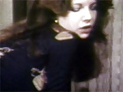Girl fucked by a black bartender in seventies