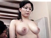 Miki Sato´s boobs are teased by a horny dude that wants to fuck