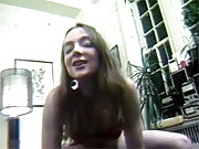 Sexy hardcore hot chick shagging in seventies
