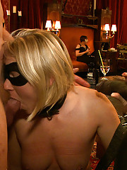 Join the Upper Floor for a kinky brunch featuring local BDSM players.