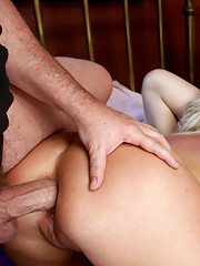 Obsessed roommate dominates with anal sex and threesome.