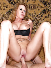 Amazing hot ass tight pants milf picked up at the swap shop hot power fucking cumfaced real amateur pics