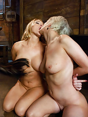 Spanked and fucked round asses, deep anal penetration!