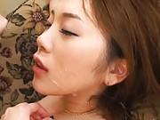 Asami Ogawa´s pussy gets fucked hard by a long, thick cock