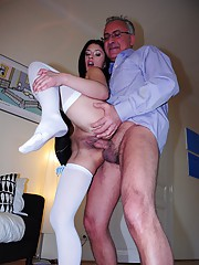 Teen cutie playing with his big stiff pecker