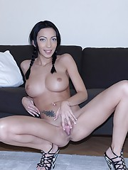 Ravishing sweetheart fucks and sucks a boner