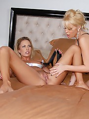 2 smoking hot ass mini skirt maids nailed hard in this hot fucking 3some cumfaced action hot pics