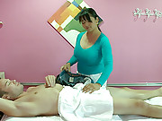 Check out this miami beach asian massage parlor spy video of real fucking and screaming hot video