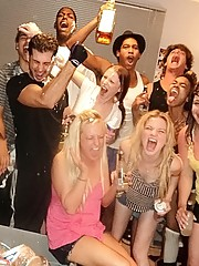 Super sexy hot ass teenies nailed hard in this real amateru college group sex party whip cream fucking action